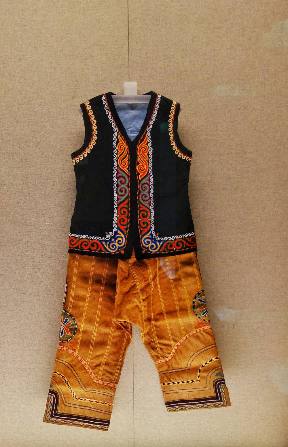 Kirkhiz Waistcoat and Pants