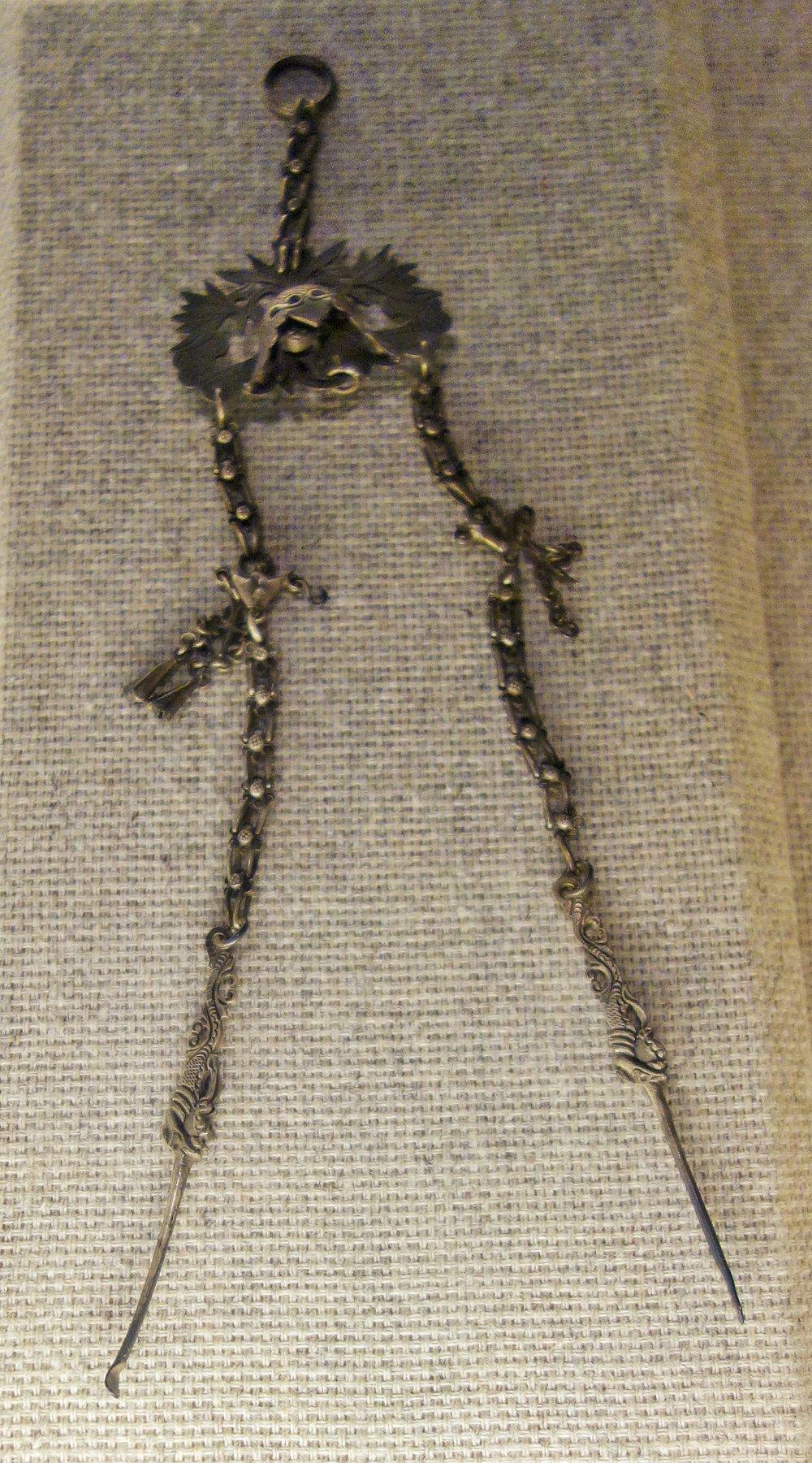 Ughyur Necklace