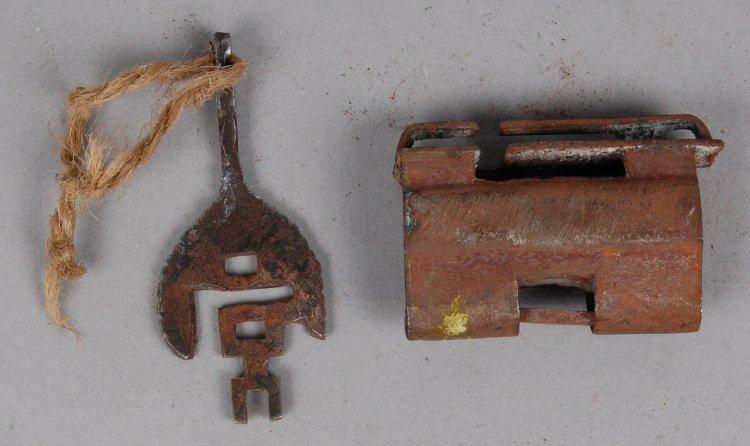Lock and Key-ladakh