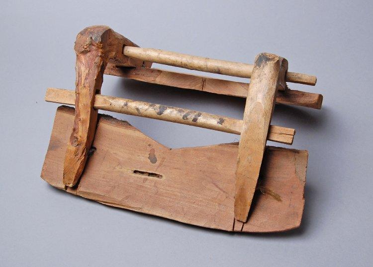 Pack Saddle Wooden for Horse / Mule-ladakh