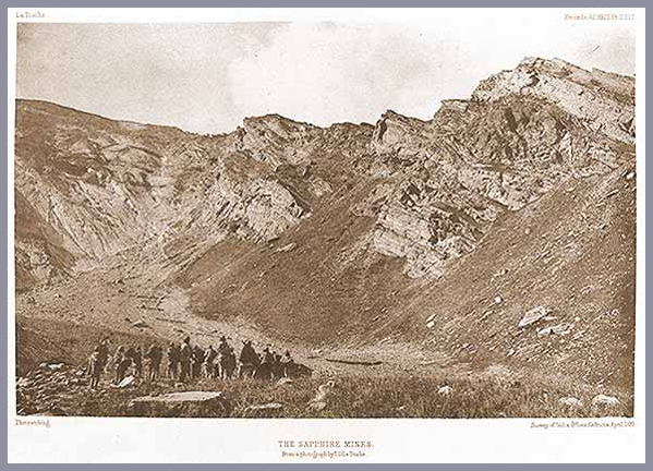 A Pic of the Sapphire Mine by LaTouche