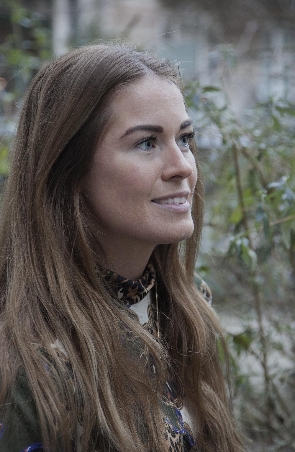 lash beauty copenhagen danish model