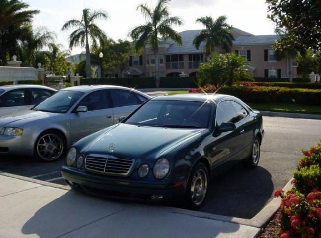 Autoni Floridassa :)