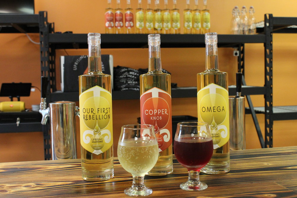 Uprising Meadworks - Best Columbus Meadery Mead Bottles.jpg
