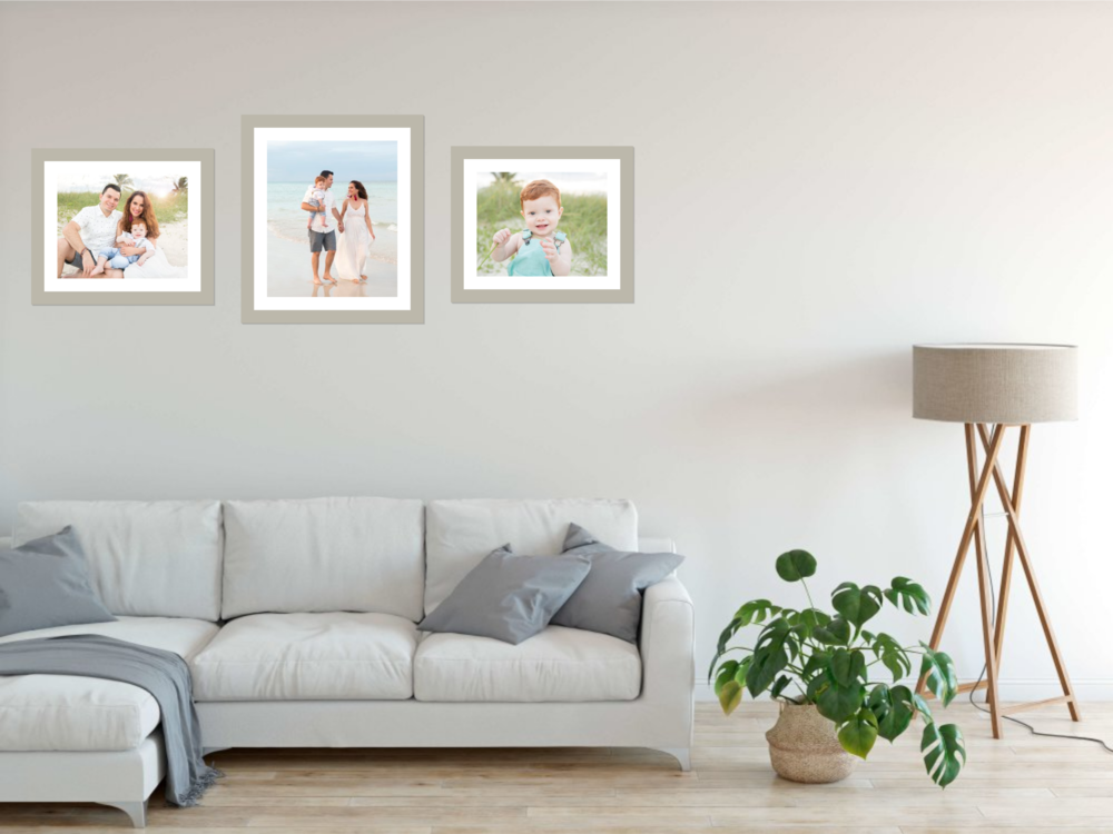 Where images of the people you love - become art for the home you love.