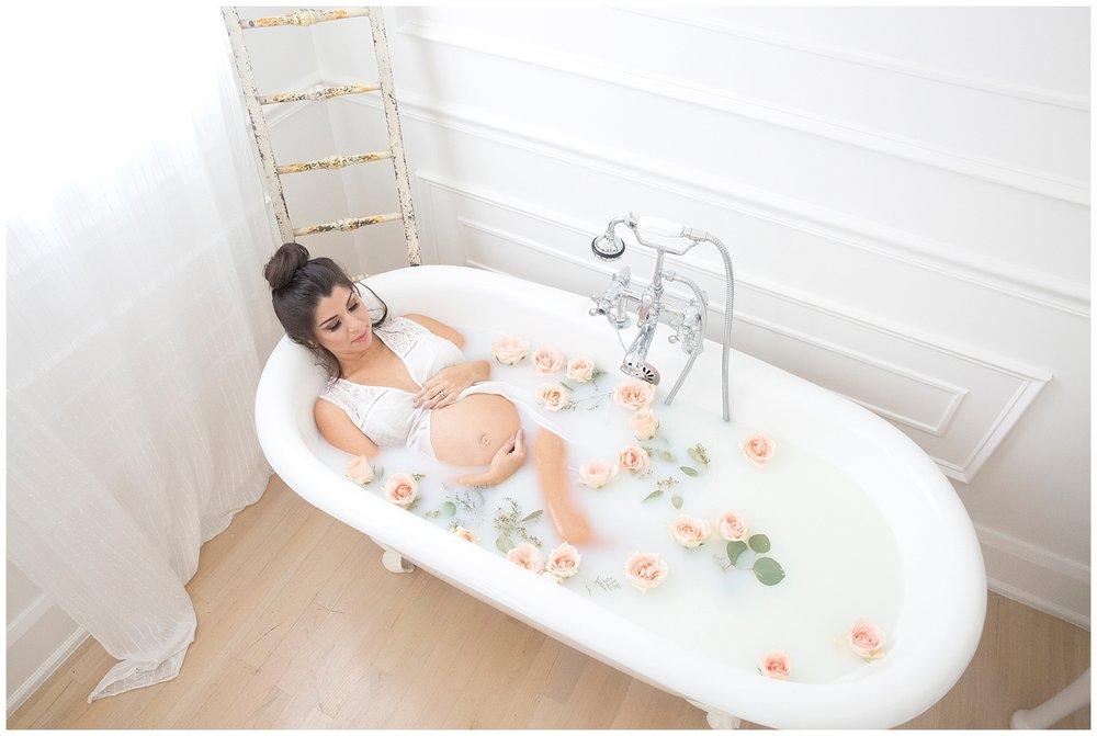miami maternity milk bath
