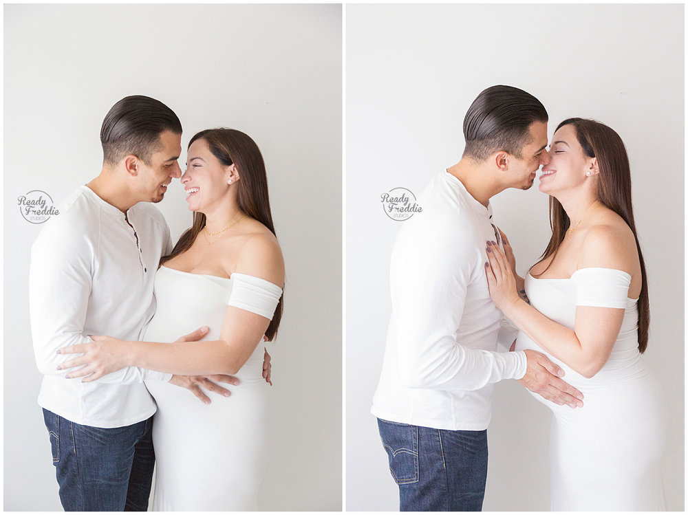 Best maternity pose for couples