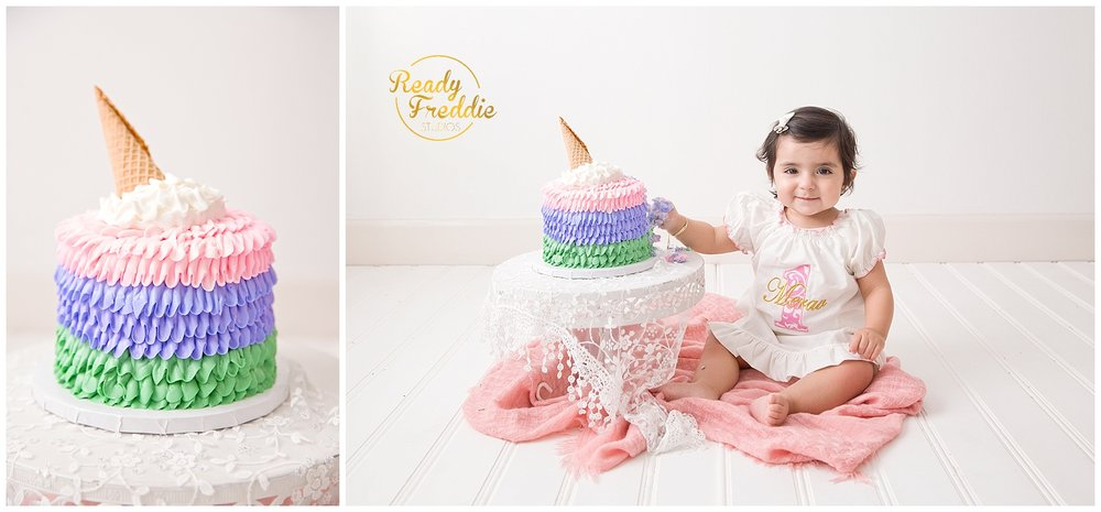 Cake Smash Photographer in Miami FL