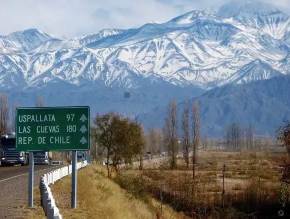 Andes--Potrerillos