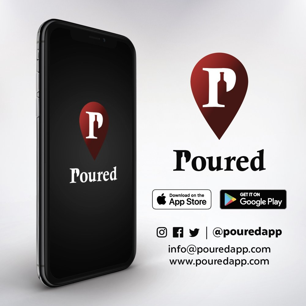 Instagram @pouredapp