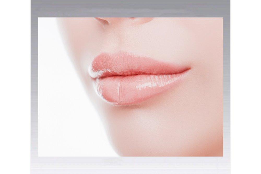 permanent lip liner tint