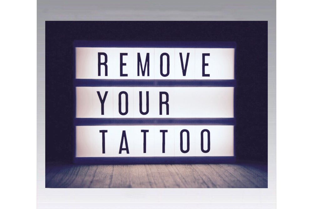 tattoo removal saline red bank new jersy