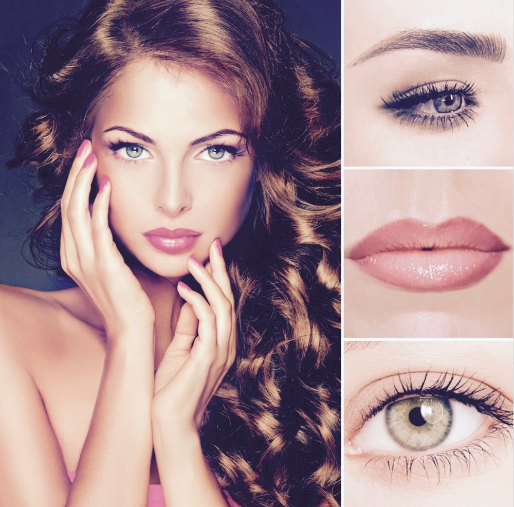 face forward permanent makeup, microblading, permanent lip liner, permanent eyeliner