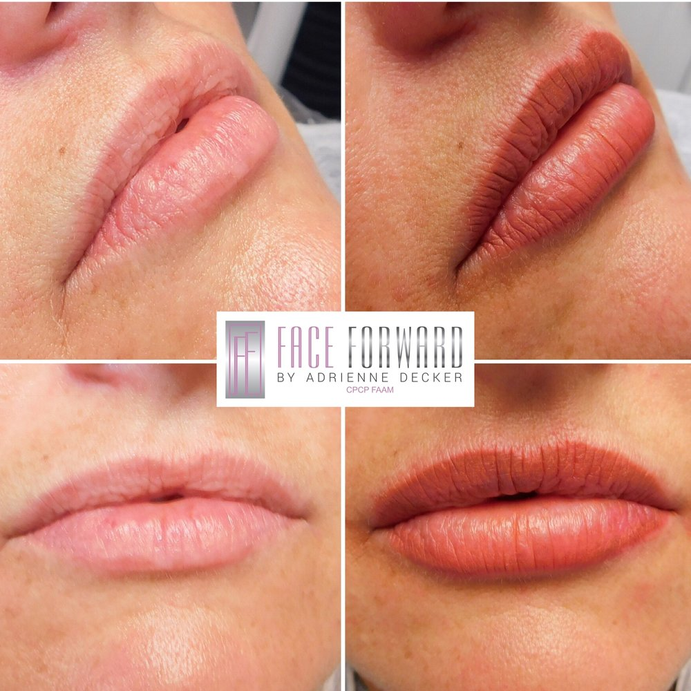 Soli Shaded Permanent Lip Color