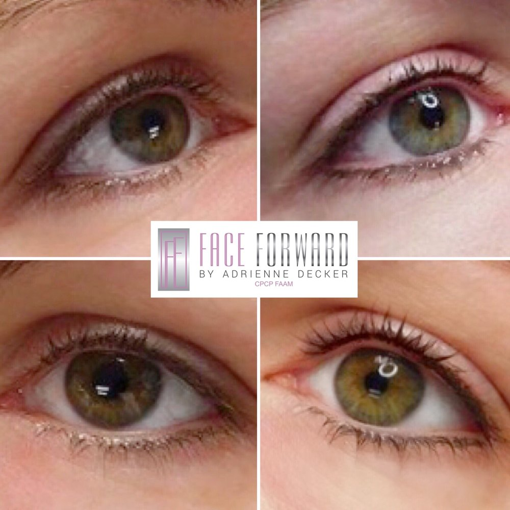 Permanent Eyeliner & Lower Lash Enhancement