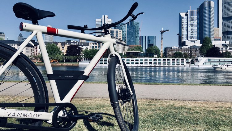 VanMoof 2017 Electrified S notes — The Rational Approach To