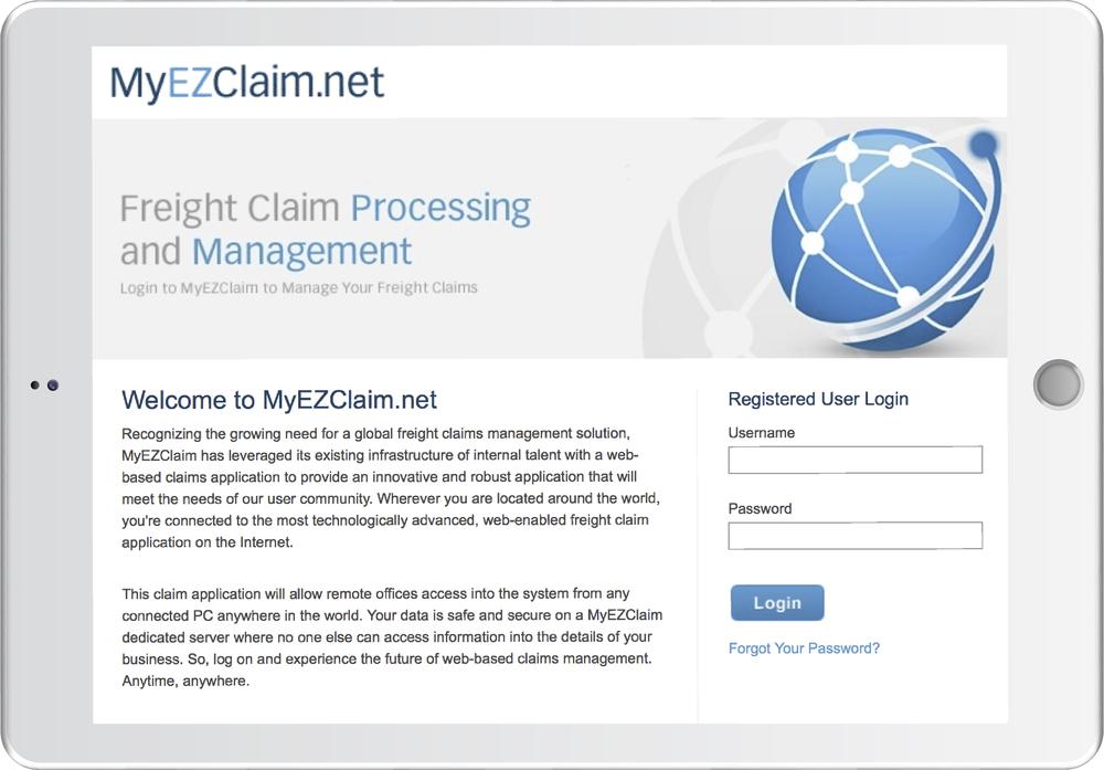 myezclaim_freight-claim-management