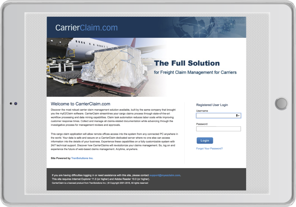 carrierclaim_freight-claim-management