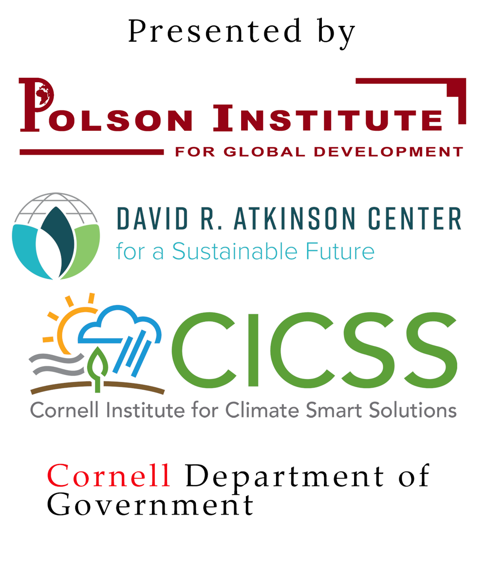 Join us on March 8th in Ithaca, New York to explore the many challenges of developing radical solutions, including carbon dioxide removal technologies, to address a warming world. - This is the second annual 'Future of Development' Symposium, and the first in a run of events focusing on the grand societal challenges of climate change.