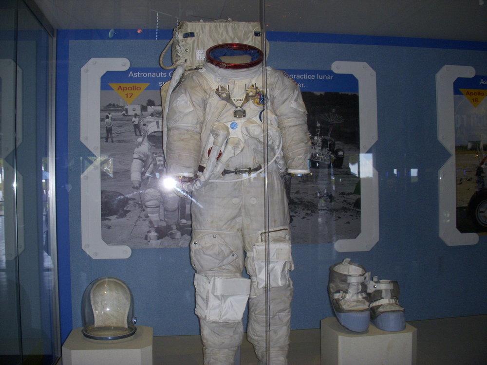 Space Suit.