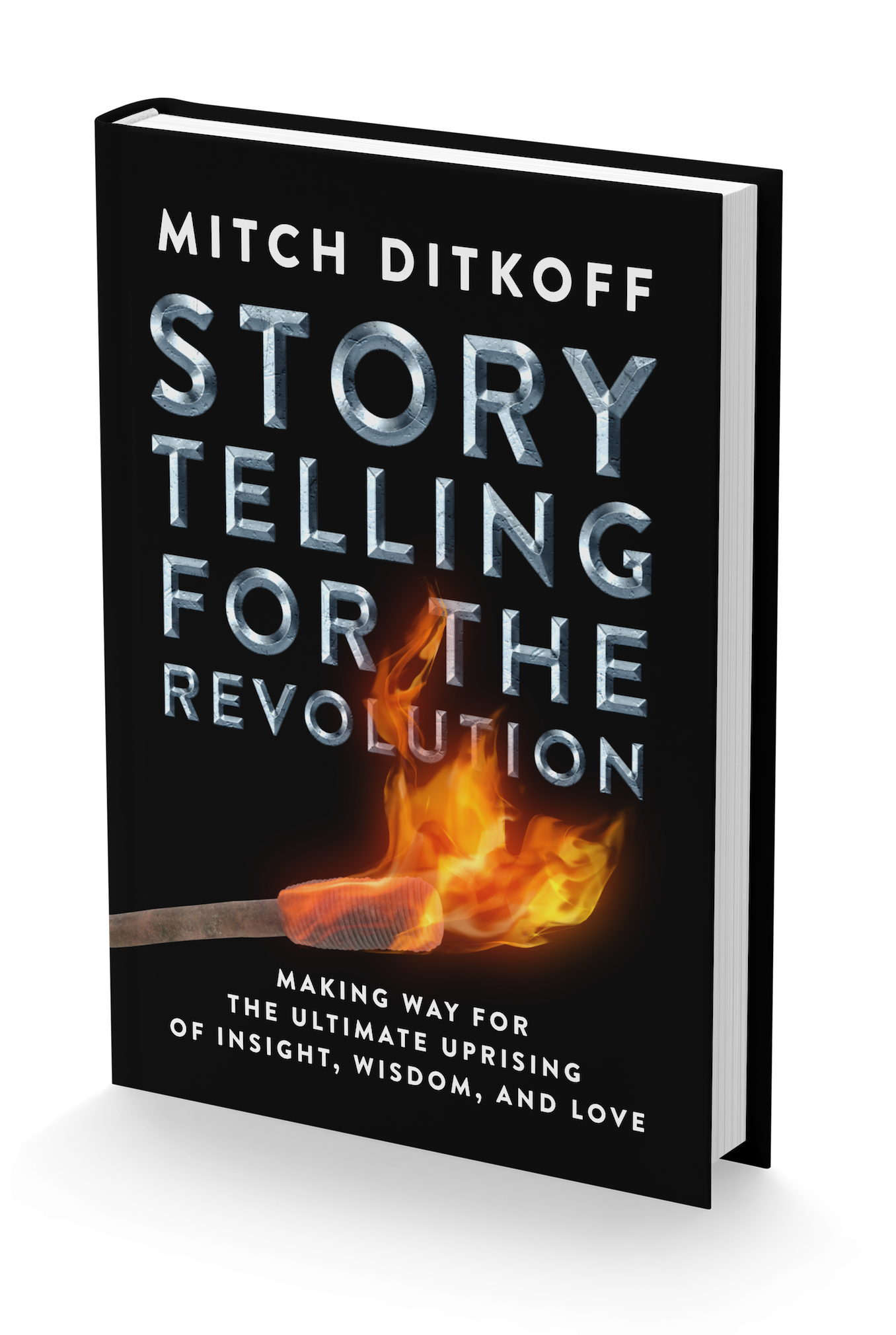 Storytelling For The Revolution