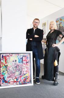 NICK MUNIER: Artist