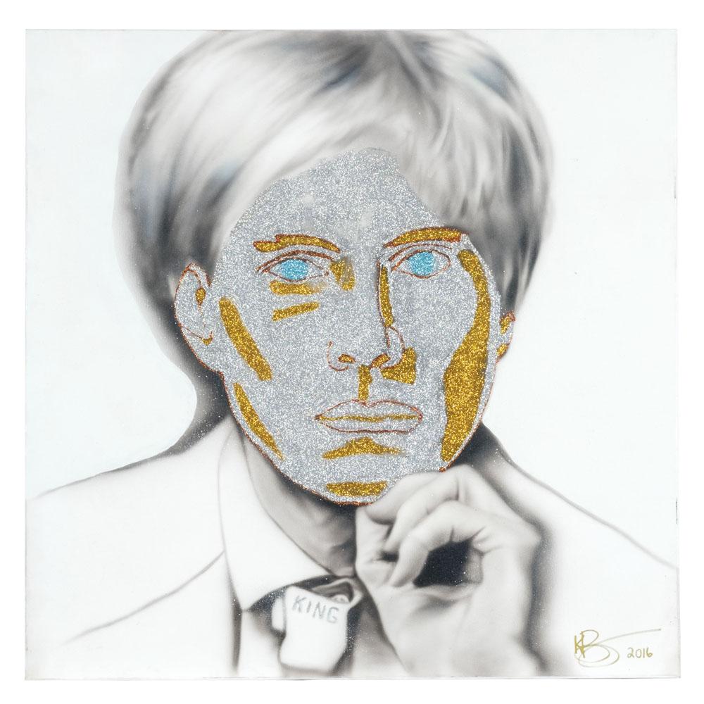 Glitter Andy