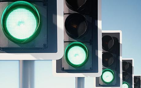 Go (green light)