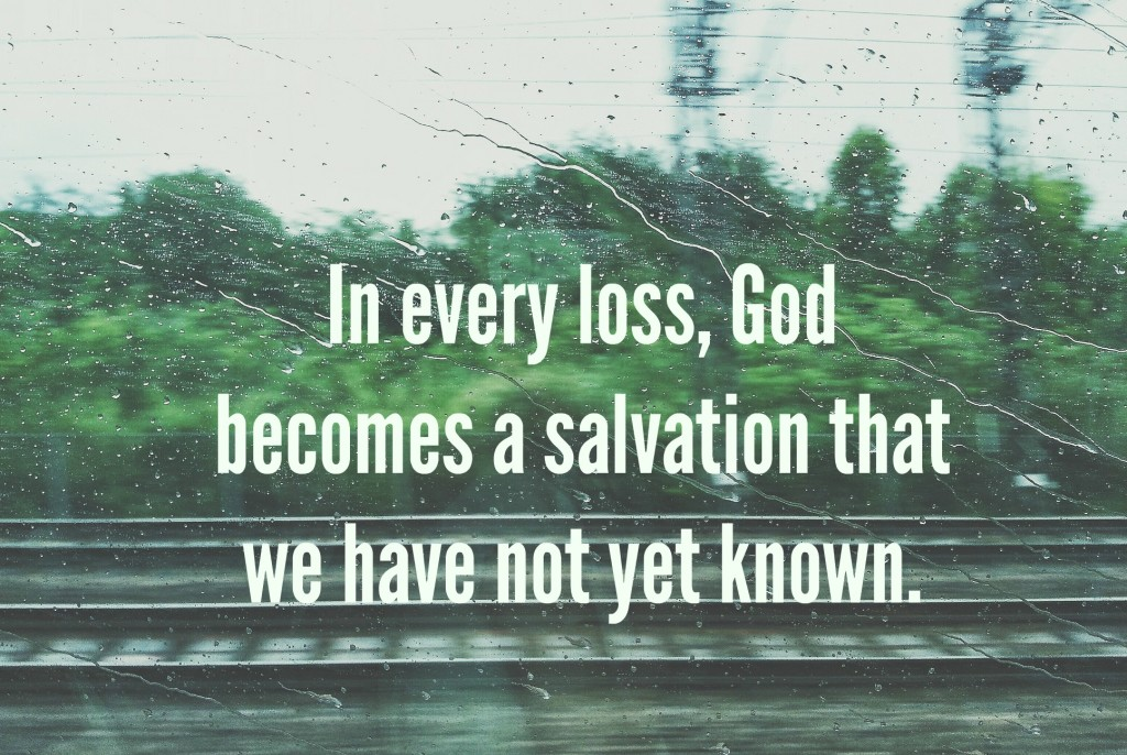 New salvation
