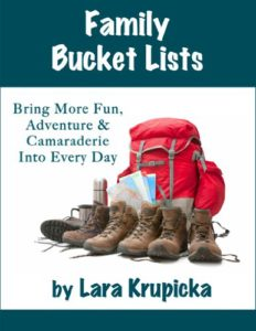 family bucket lists
