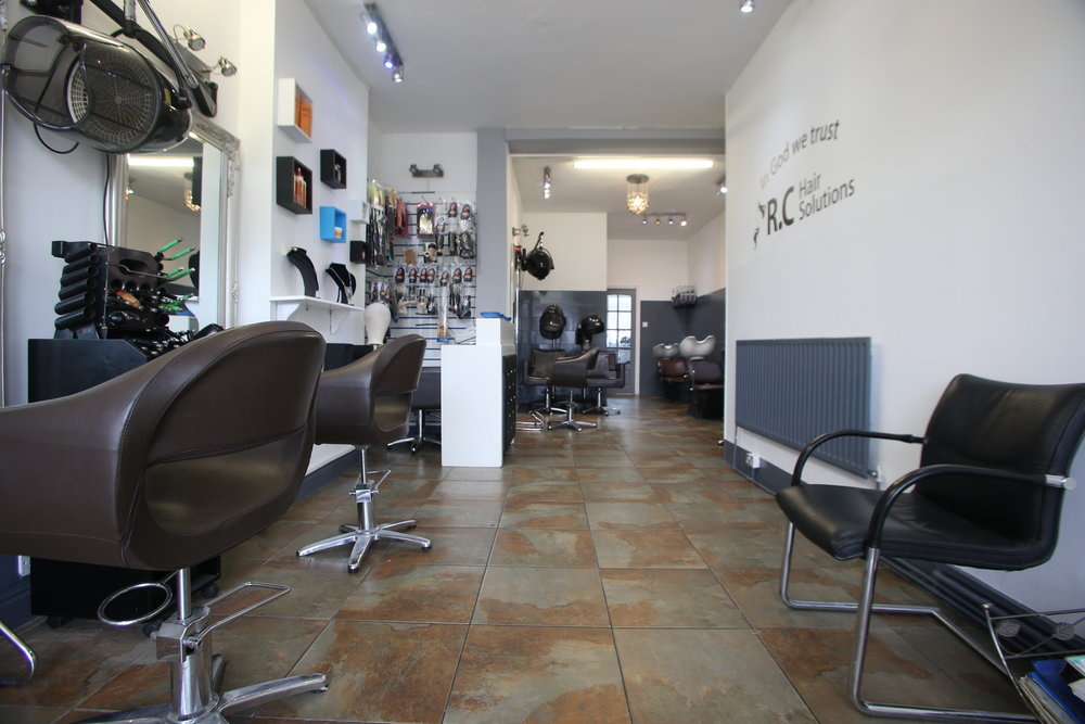 R.c hAIR sOLUTIONS - The home of Quality Hairdressing