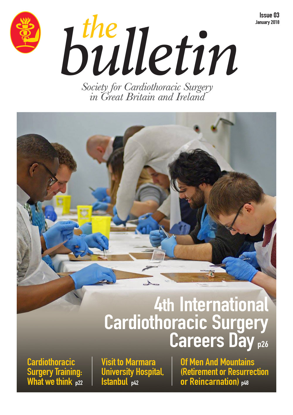 Society for Cardiothoraic Surgery