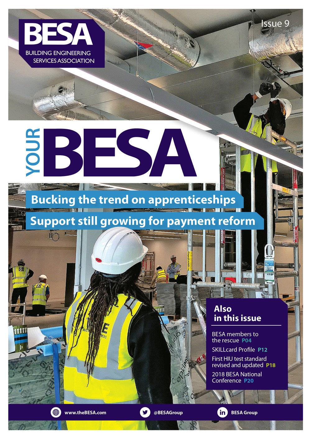 BESA Magazine