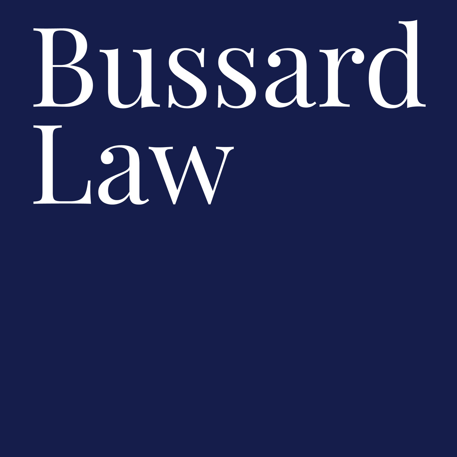 Bussard Law Firm