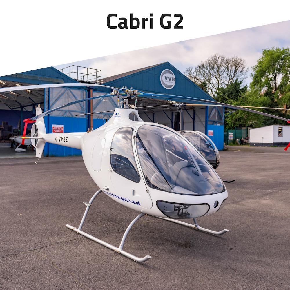 Cabri G2 at VVB Aviation Elstree Aerodrome