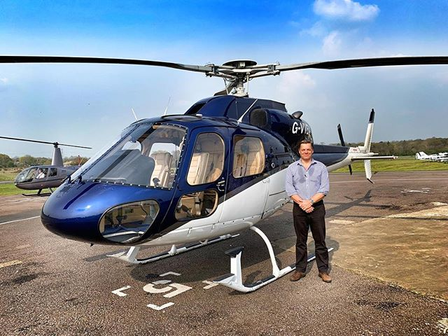 More congratulations are in order this week for Ian who has successfully completed his AS355 type rating! Well done 👌👌 More tests today...stay tuned ❗️ #ThisCouldBeYou