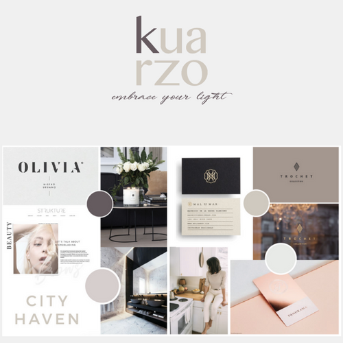 Branding and Logo Design - A brand is more than just a logo. Let´s find a unique voice and personality for your business that resonates with your ideal audience. Contact us for more information about our branding packages.