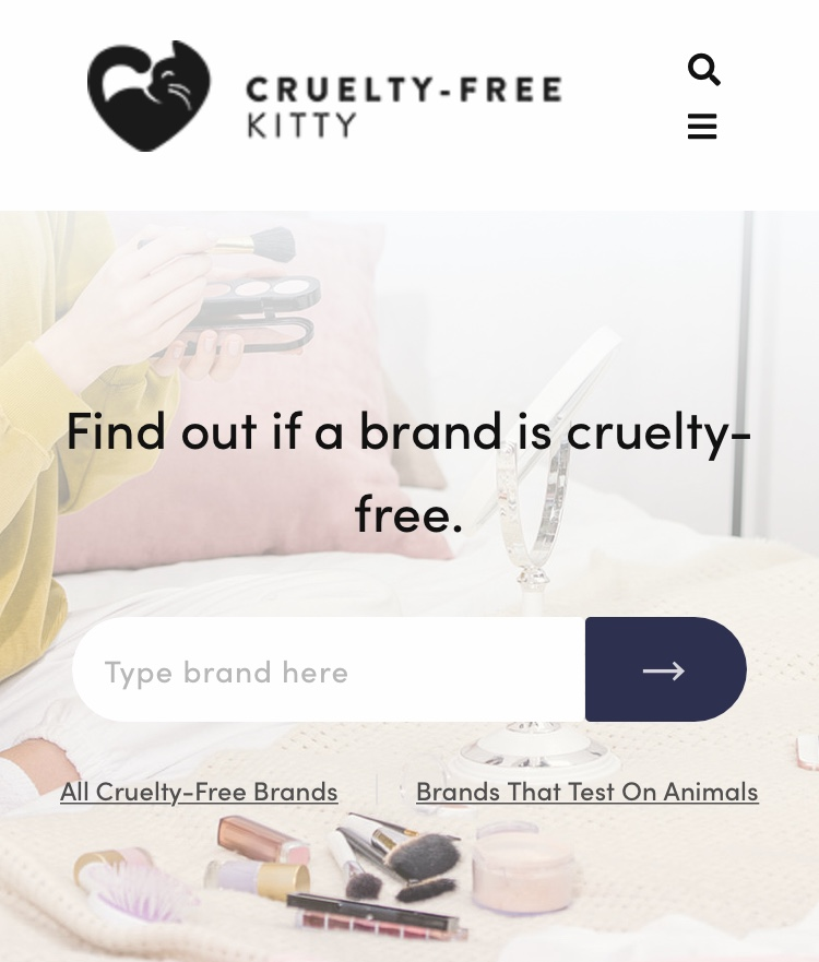 Cruelty Free Kitty: my personal favorite resource to use!