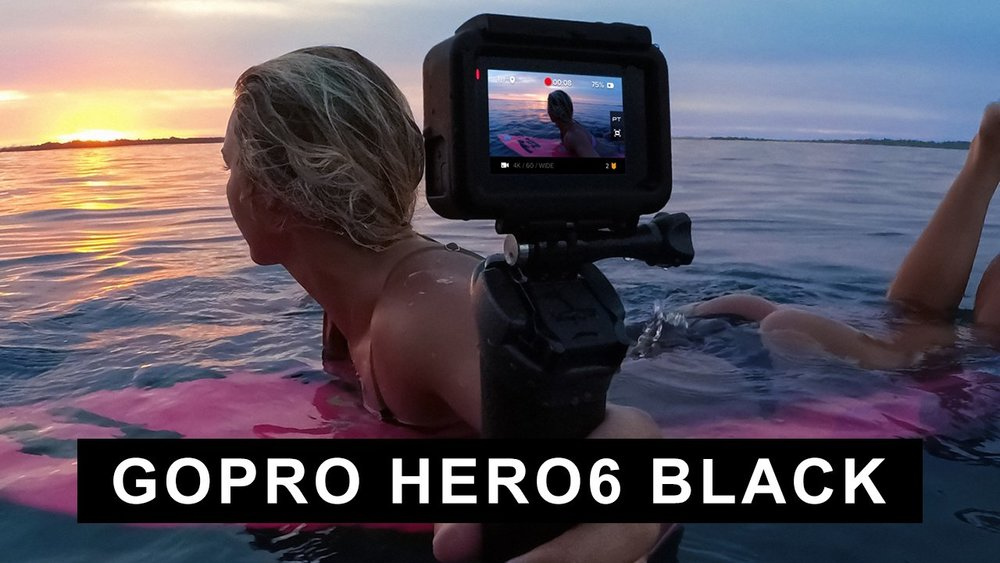 Winner for The Best Action Travel Cameras of 2018 as reviewed by Cosmos Companions is the GoPro HERO6 Black.