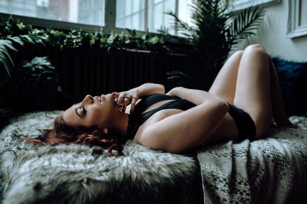 Philadelphia's Best Luxury Boudoir Photography