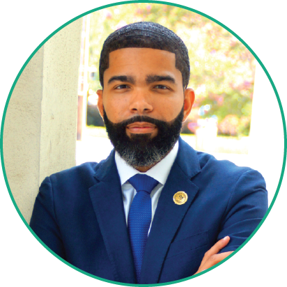 MAYOR, CHOKWE ANTAR LUMUMBA