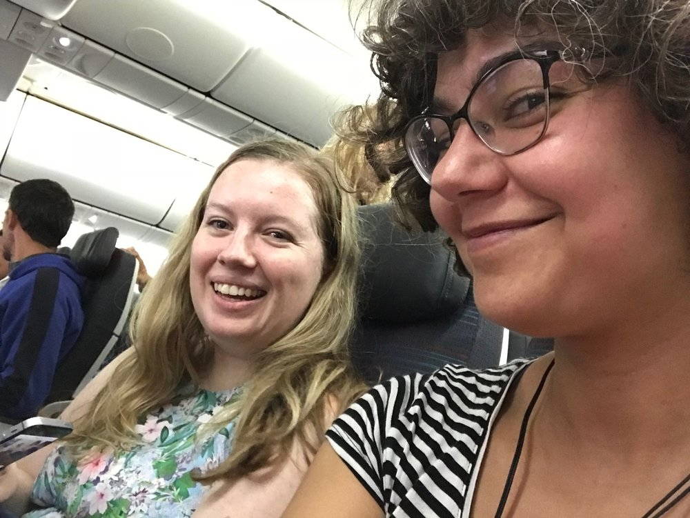 Pre-flight excite!