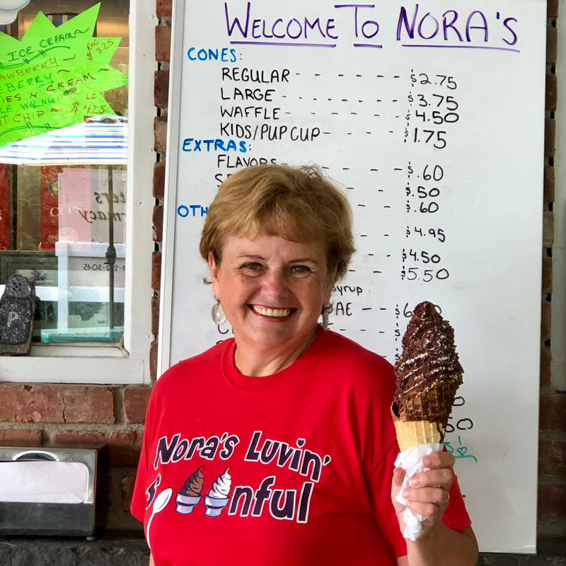 Nora's Lovin' Spoonful in Narrowsburg, NY
