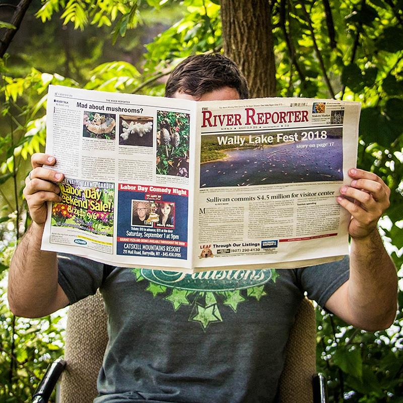 The River Reporter Newspaper in Narrowsburg, NY