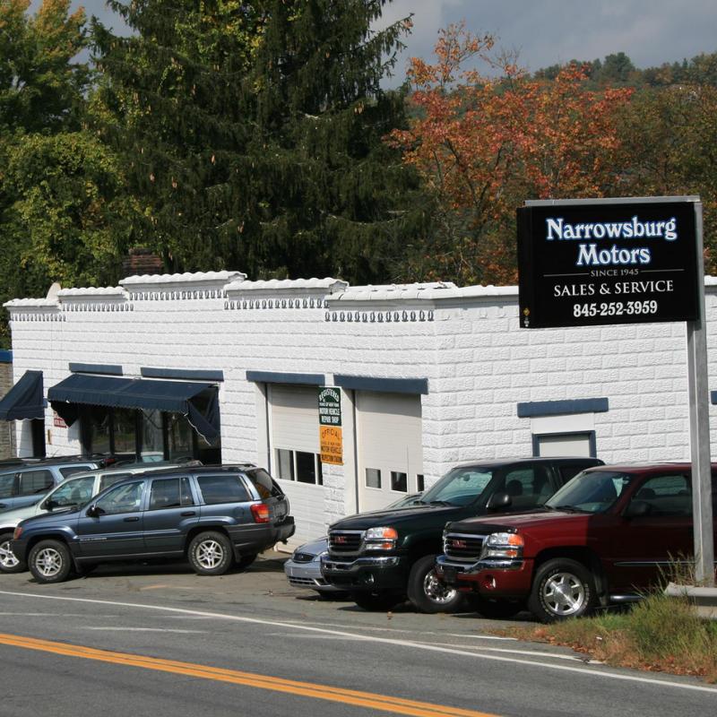 Narrowsburg Motors - Car Sales and Service in Narrowsburg, NY