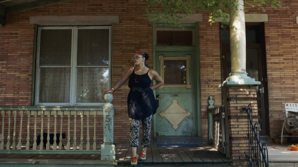 Ursula Rucker | A Voice Raised by the City of Brotherly Love - GOOD Cities Project