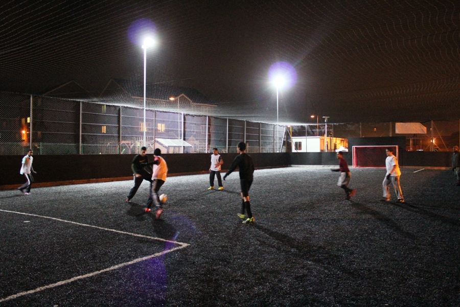 3G Football Pitch - From £20 per hour