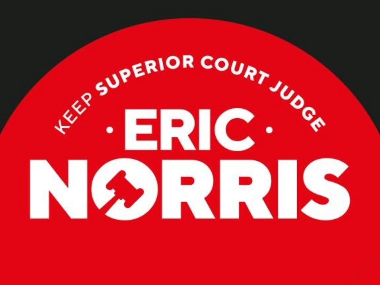 Keep Superior Court Judge Eric Norris