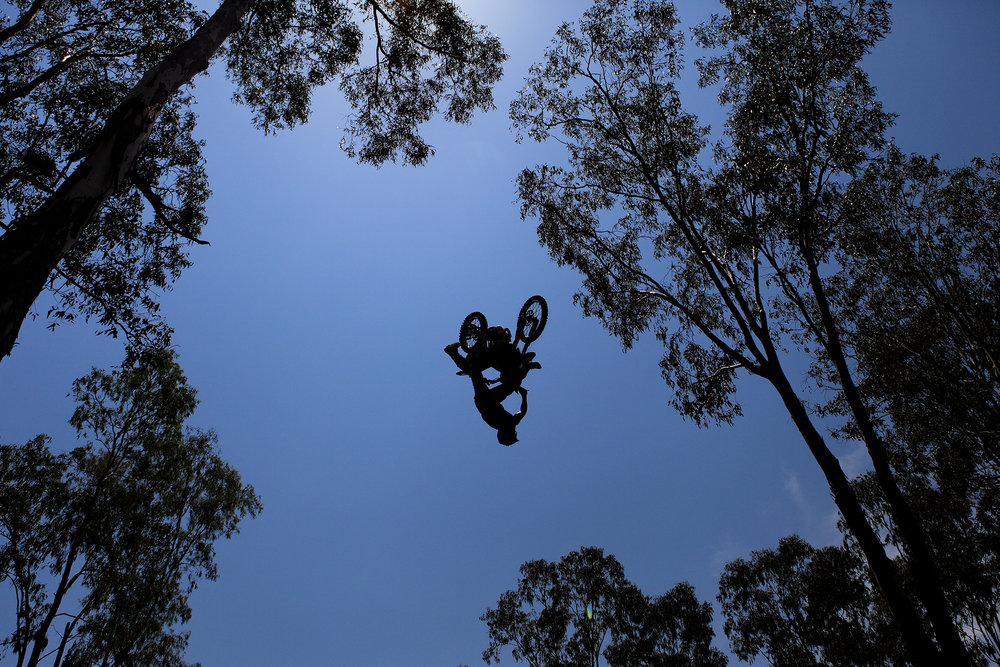 Motocross, central Queensland.