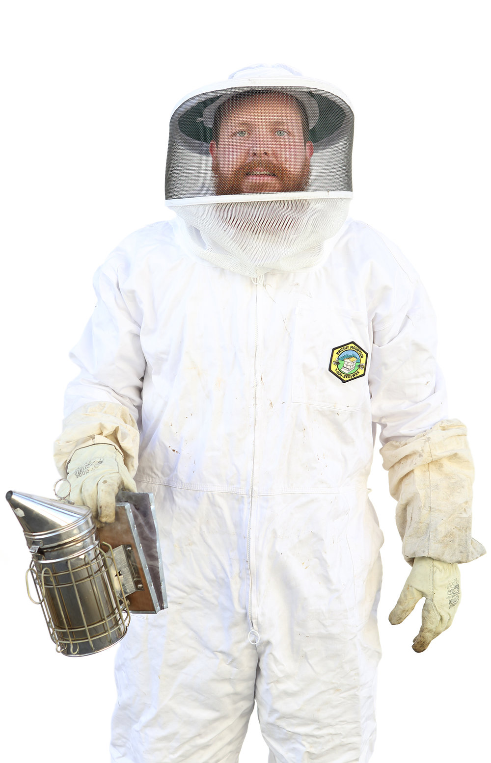 Harry the beekeeper.